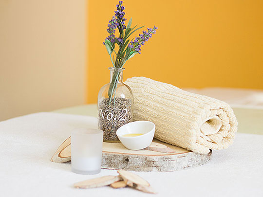 Azuria Center Aromaoelmassage